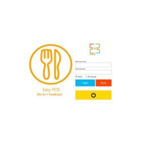 EasyPOS Restaurant - Business Delux