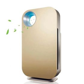 HEPA Fresh Air Purifier and Smoke Removal Cleaner