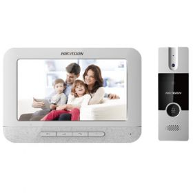 Hikvision Intercom - Video Door Phone