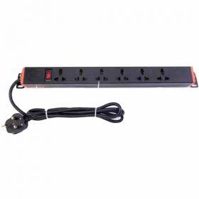 6 Way PDU - Power Distribution Unit UK Type
