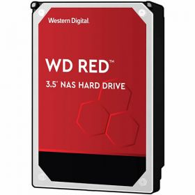 WD Red NAS Internal Hard Drive 10TB - 256MB Cache