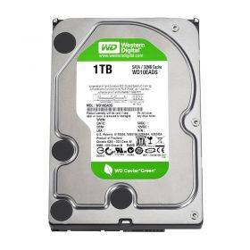 WD Green 1TB Sata HDD