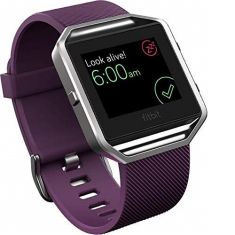 Fitbit Blaze Smart Fitness Watch Purple