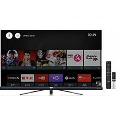 TCL Smart AI 4K UHD TV 55""