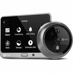 EZVIZ HD Wi-Fi Smart Door Viewer Camera Doorbell