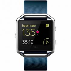 Fitbit Blaze Smart Fitness Watch Blue