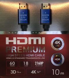 HDMI Premium 4K Cable 10M