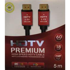 HDMI Premium 4K Cable 5M