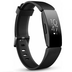 Fitbit Watch Inspire HR Black