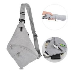 Anti Theft Cross Body Bag