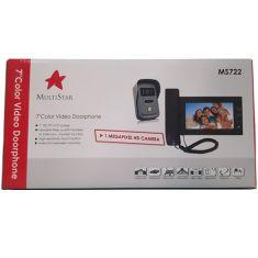 Multistar Video Intercom 7inch