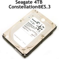 Seagate Constellation ES 4TB Sata Hard disk