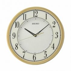Seiko Round Wall Clock QXA726G