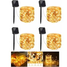 LED Solar String Lights Shape