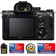 Sony A7 III Professional Camera with 35mm full-frame image sensor