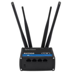 Teltonika RUT950 compact industrial 4G LTE Dual-SIM Router