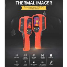 Temperature Screening Thermographic Handheld Camera