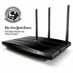 Tp-Link Archer C7 Wireless Dual Band Gigabit Router Ac1750