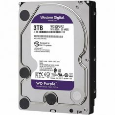 WD Purple 3TB Surveillance Hard Disk Drive